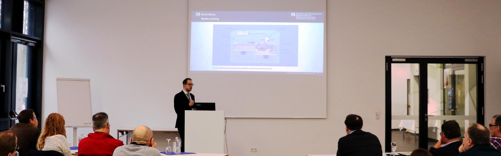 Vergangene Veranstaltungen: Industrie 4.0: Additive Fertigung